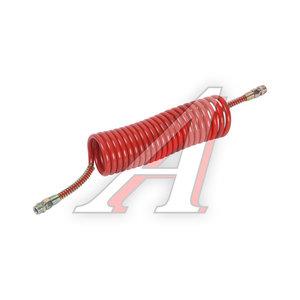 Шланг пневматический витой М22 L=6.5м (красный) СТАНДАРТ AIR FLEX М22 L=6.5м (красный) (PE) R, AIR FLEX М22 L=6.5м (красный) (PE)