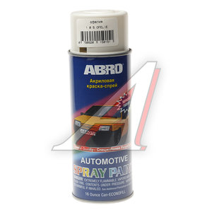 Краска офелия аэрозоль 473мл ABRO 105 ABRO, Л0105