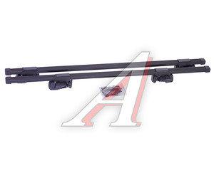 Багажник ВАЗ-2111-2170WG (для рейлингов) прямоугольный сталь комплект МУРАВЕЙ МУРАВЕЙ L-1200-074-7(релинг), 690236/691547,