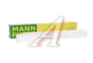 Фильтр воздушный салона JEEP Cherokee (01-07) MANN CU4727, 82208300