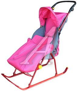 Санки-коляска детские ТИМКА 2+ ТИМКА-2+,