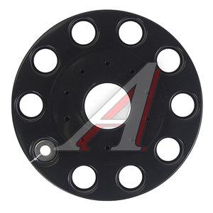 Колпак колеса R22.5 переднего пластик (черный ) АВТОТОРГ АТ-9211