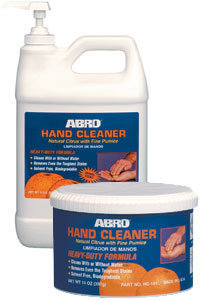 Очиститель рук 397г Hand Cleaner ABRO ABRO HC-141, HC-141,
