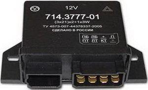 Реле поворота ПАЗ ЭМ 714.3777-01,