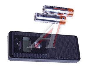 Алкотестер электрохимический до 5.00 промилле LCD дисплей черный ДИНГО Динго A-065,