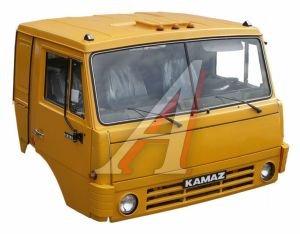 Кабина КАМАЗ-5410 в сборе (со спальным местом, низкая крыша) (ОАО КАМАЗ) 5410-5000011