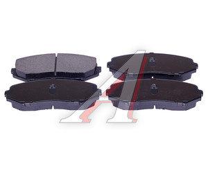 Колодки тормозные SUZUKI Grand Vitara (05-) передние (4шт.) SANGSIN SP1416, GDB3443, 55200-65J11/55200-65J01/55200-65J21/55200-65J00