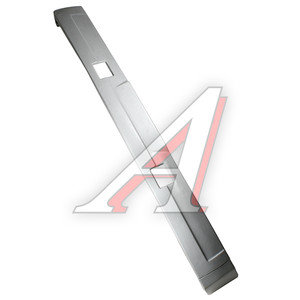 Бампер ПАЗ-3205 передний Н/О пластик (серый) 3205-2803012, 3205-2803014