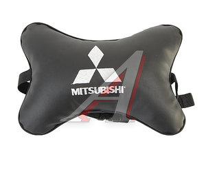 Подушка на подголовник MITSUBISHI экокожа М8, 2000055786780