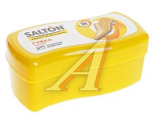Губка для обуви с норковым маслом для гладкой кожи бесцветная SALTON 52/93,