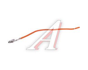 Клемма (лира) 2.8мм луженая с проводом АЭНК SATURN, ЖНСК 685169.001-01СБ