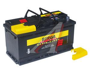 Аккумулятор BERGA Basicblock 95А/ч обратная полярность 6СТ95 BB-H8, 595 402 080 7902