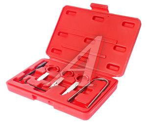 Набор инструментов для демонтажа авторадиоаппаратуры 10 предметов в кейсе JTC JTC-1301