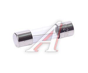 Предохранитель стеклянный 6.3А FLOSSER Flosser 1014063