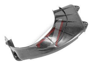 Кожух ВАЗ-2105 вентилятора радиатора пластик 2105-1309016-10
