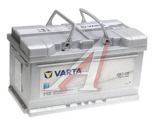 Аккумулятор VARTA Silver Dynamic 85А/ч обратная полярность, низкий 6СТ85 F18, 585 200 080 316 2