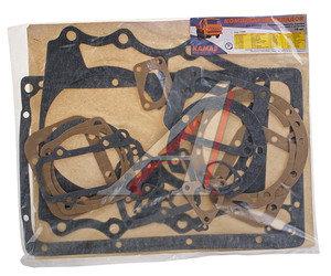 Прокладка КПП КАМАЗ комплект (18шт.) картон ПАК-АВТО 15-177*РК, 1080