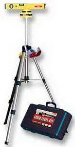 Уровень лазерный 400мм h=850мм MATRIX в кейсе 35027