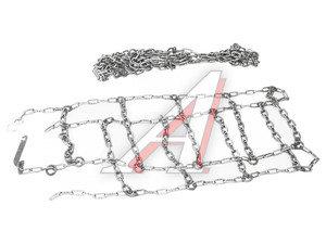 Цепь противоскольжения 240х508 (8.25 R20) ГАЗ,ПАЗ d=8мм усиленная комплект 2шт. ЛиМ ЦП 031