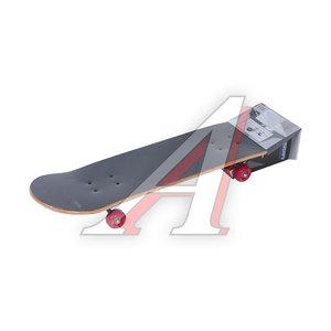 """Скейтборд 31х8"""" алюминиевый трак Street 3 LARSEN 336057, SBH-3,"""