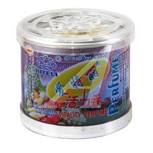 Ароматизатор на панель приборов гелевый (лимон) 165мл Vitality Perfume AITELI ATL-793