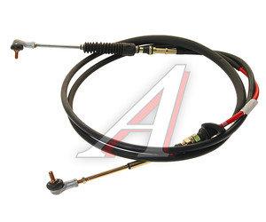 Трос КПП HYUNDAI HD120 дв.D6BR (M6S6) включения INFAC 43750-6A053