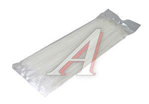 Хомут-стяжка 250х4.0 пластик белый (100шт.) CT-250х4.0