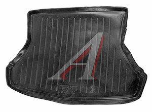 Коврик багажника ВАЗ-1118 пластик ТП 1118-5109055Пл*, KAZ_1118, 11180-5109055-00