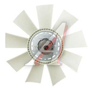 Вентилятор ЯМЗ-7511.10,658.10 (серия 710, крыл. 660 мм, 8.8805) с вязкостной муфтой СБ BORG WARNER 020003896, 8.8805