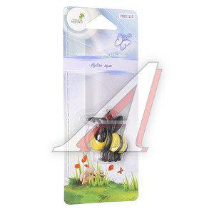 Ароматизатор подвесной гелевый (bubble gum) фигура Пчелка FKVJP PBEE-115,