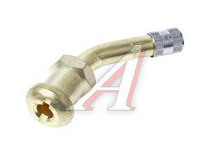 Вентиль бескамерной шины для грузовых автомобилей L=16х58 угол 45град. DC-1390