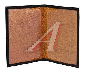 Обложка для паспорта RED натуральная кожа АВТОСТОП АНП01К