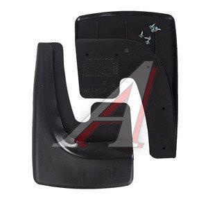 Брызговик универсальный Classic Black в вакууме 2шт. ТРИАДА БР-5050В MINI