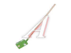 Лопата совковая с черенком 1400мм цветная ARCHIMEDES 91806