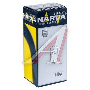 Лампа 24V R10W NARVA 17326, N-17326