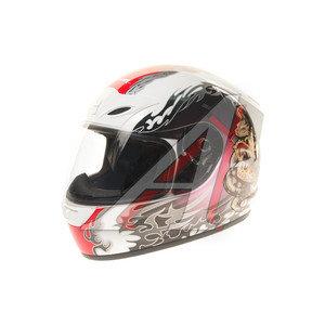 Шлем мото (интеграл) MICHIRU Swords MI 150 L, 4620770791272