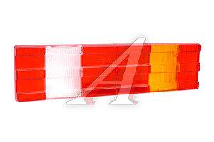 Рассеиватель MERCEDES Actros фонаря заднего правого (525х140мм) SERTPLAS 0254CR, 0254R