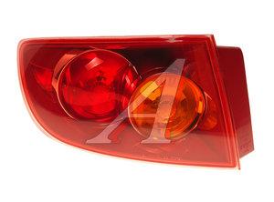 Фонарь задний MAZDA 3 седан (03-) левый (красный) TYC 11-5350-B1-2B, 216-1965L-UE-R, BN8V-51-160E