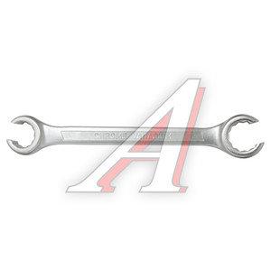 Ключ накидной 24х27мм с прорезью FORCE F-7512427, 7512427,