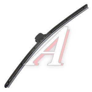 Щетка стеклоочистителя 480мм беcкаркасная (крепление крючок) Super Flat Graphit ALCA AL-049, 049000