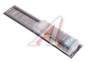 Шторка автомобильная для боковых стекол 60см (M) роликовая серая 2шт. PREMIUM 1701331-165 GY