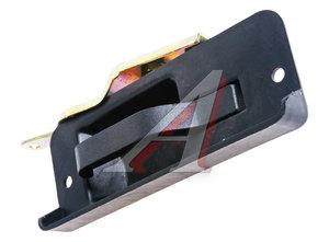 Привод ГАЗ-2705 стопора двери задка левой с ручкой (пластик) 2705-6305456