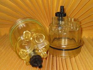 Стакан КАМАЗ-ЕВРО водосборный сепаратора (для PreLine PL 270,420) ЭКОФИЛ PL 270/420, EKO-03.999