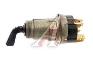 Замок зажигания ПАЗ,ЛАЗ,ЛИАЗ,РАФ (без ключа, с поворотной рукояткой) АВТОАРМАТУРА ВК354-01