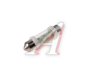 Лампа светодиодная 24VхC5W (SV8.5/8) 36мм салона белая 3 диода NORD YADA T11x36-S8,5 (3LED), 900459,