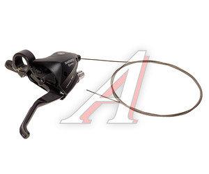 Шифтер-тормозная ручка ST-EF50-8R черная 8 скоростей 590013,