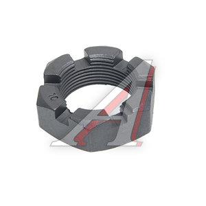 Гайка М39х2-5Н6Н МАЗ штанги реактивной,буксирного прибора (тефлон) МР 5335-2402036/311701, 5335-2402036
