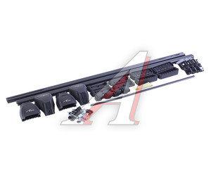 """Багажник CHEVROLET Aveo 2 седан (11-) прямоугольный, сталь комплект L=1200см """"LUX"""" 694562 МУРАВЕЙ, 694562"""