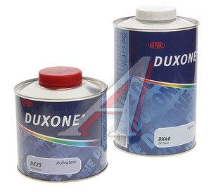 Лак акриловый DU PONT DX40 1л+DX 0.5л активатор DU PONT DX40+DX25