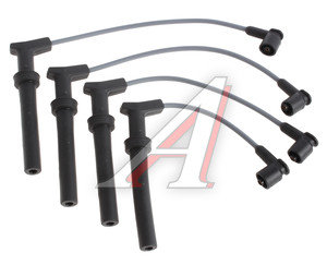 Провод высоковольтный ВАЗ-2112 комплект силикон JAN MOR 2112-3707080, JM 2112-3707080 S35, 2112-3707080-01